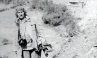 Ворота на Саланг. В. Б. Чкалов. 1986 г.