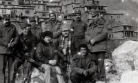 Выезд на Саланг с подсоветниками. 1987 г.