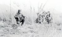 Военнослужащие 45-го инженерно-саперного полка